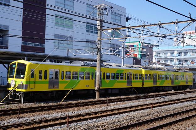 ろこどる ななこ号 常磐線馬橋駅から撮影