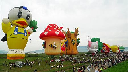 2011佐賀インターナショナルバルーンフェスタ(4)