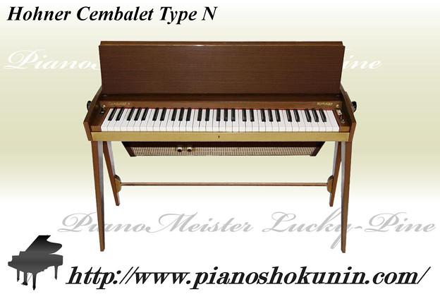 Hohner Cembalet Type N