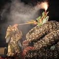 Photos: 大蛇--弁天祭り前夜祭2015---kat