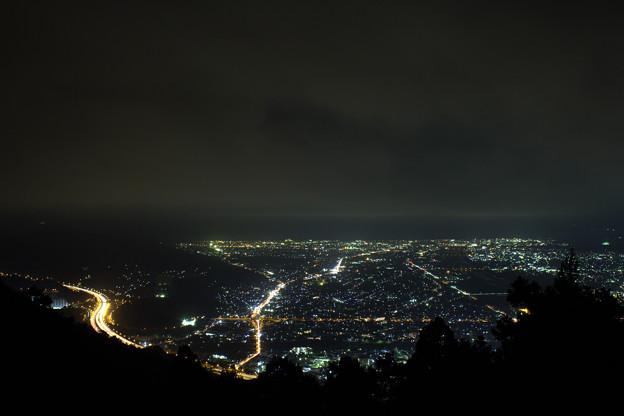 大井松田の夜景(再訪)