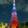 Photos: 七彩の光色