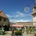 Photos: ハイジの村、今日は晴天で暑いけど日陰は涼しく快適。建物もキレイ♪