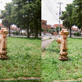 Photos: 古い消火栓