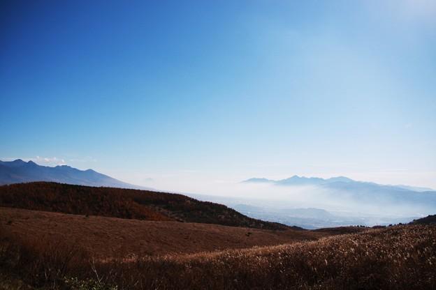 八ヶ岳 富士山 南アルプス(蔵出し)