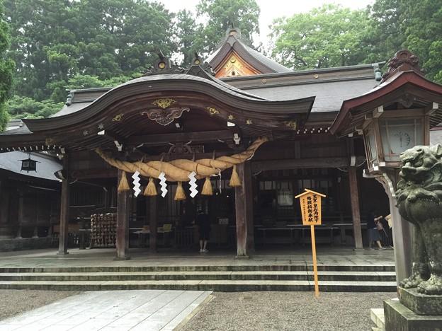 Photos: 白山比咩神社