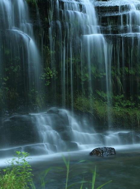 宮島峡 二の滝?