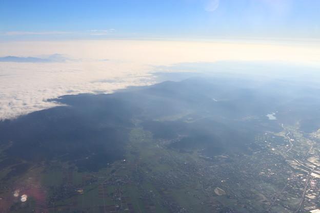 福岡⇒伊丹の景色(1)