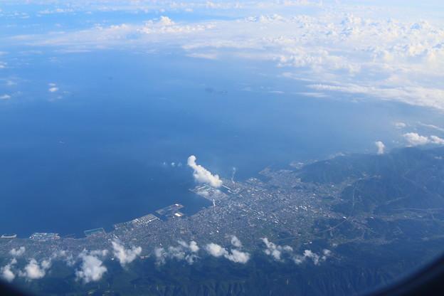 福岡⇒伊丹の景色(2)