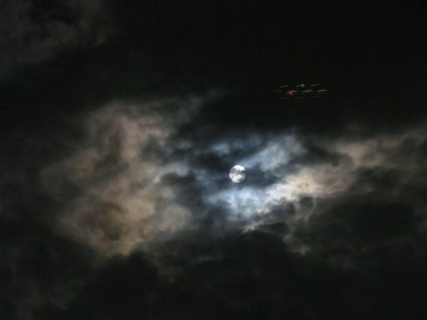 Photos: 未確認飛行物体?