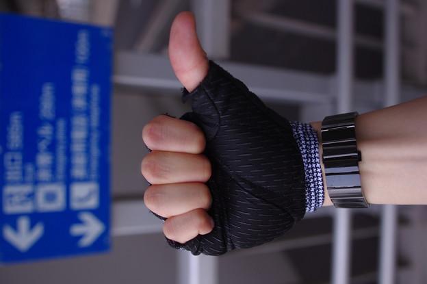 いいね!/thumbs-up