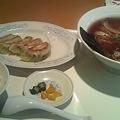 Photos: 中華そば餃子セットです♪(...