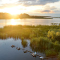 写真: TegaNuma-Lakes Morning.