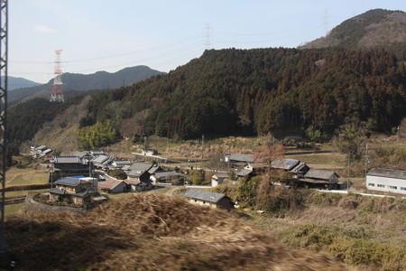 近鉄大阪線の車窓0028