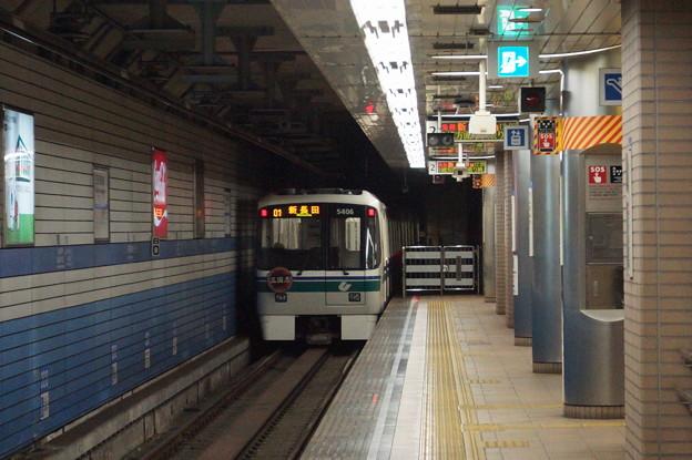 三宮・花時計前駅の写真0006
