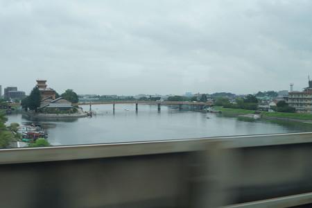 東海道新幹線の車窓0006