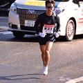 Photos: 三位で通過していく東洋大 五郎谷くん・・箱根駅伝 20150102