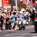 Photos: あっという間に駆け抜けて青学の総合優勝へ向かって。。鶴見中継所へ 20150103