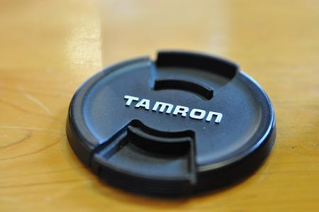 タムロンA09テスト