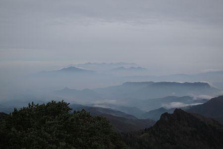 20111030-123751 剣ヶ峰山からの眺望
