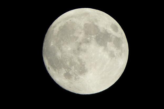 仲秋の名月ー7.55分