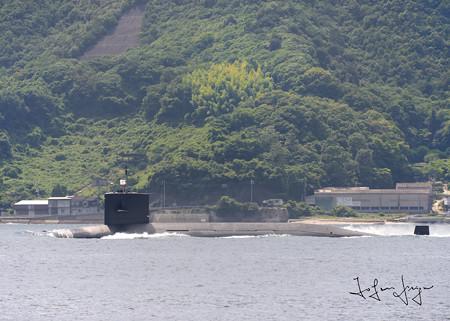 おやしお級潜水艦2L