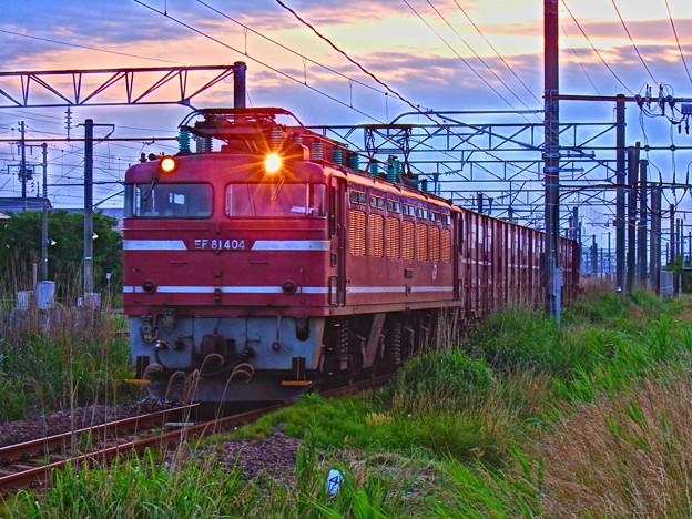 EF81-404牽引2090レ vol.2