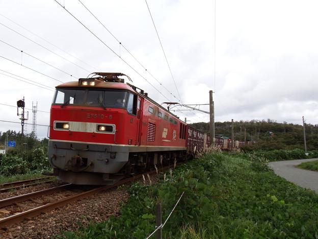 EF510-6牽引3098レ
