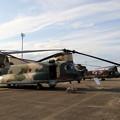 横田基地友好祭17 CH-47