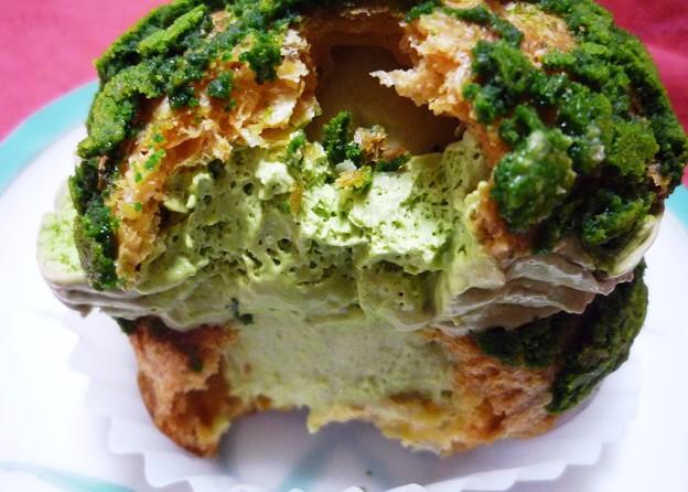 抹茶わらび餅シュー12