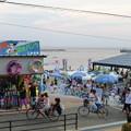 関西で一番の知名度を誇る@須磨海水浴場
