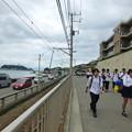 Photos: 鎌倉高校の学生達
