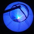 Photos: LEDを浮かべた提灯