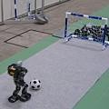 1792 Soccer Robot