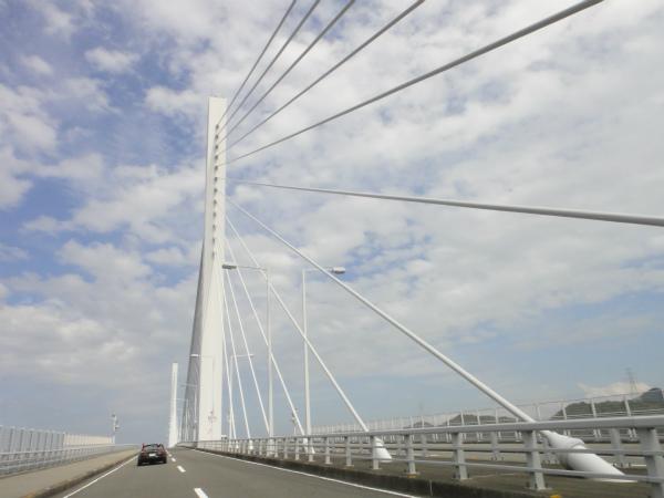 橋を渡ると集合地点まで直ぐ近く