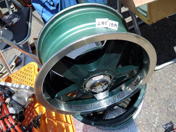 2本で1万円で売っていた緑のMS−01R