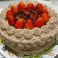 Photos: 誕生日ケーキ1