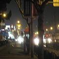写真: 夜の上海