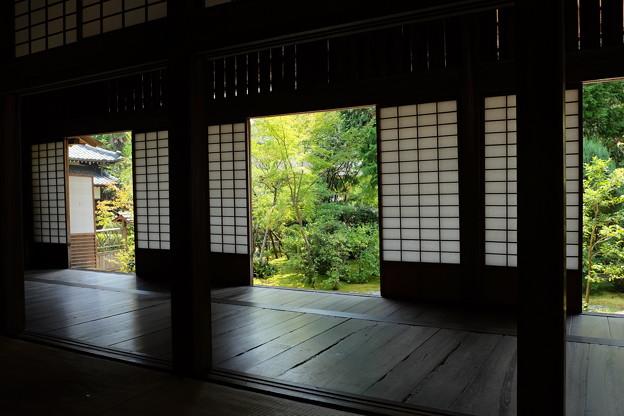 竹林寺庭園