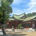 写真: 西宮えびす神社