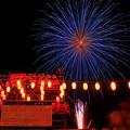 Photos: 久之浜 浜の夏祭り・迎え火