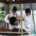 27.7.6御釜神社藻塩焼神事(その1)
