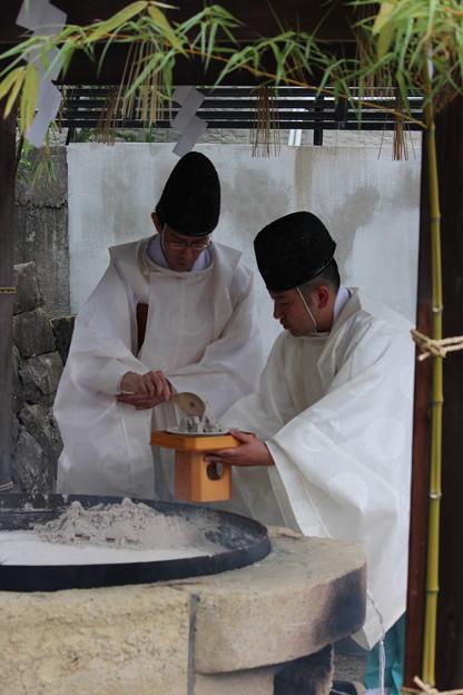 27.7.6御釜神社藻塩焼神事(その3)