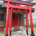 写真: 27.9.14小室ヶ崎稲荷神社