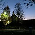 Photos: 代々木体育館の夕焼け