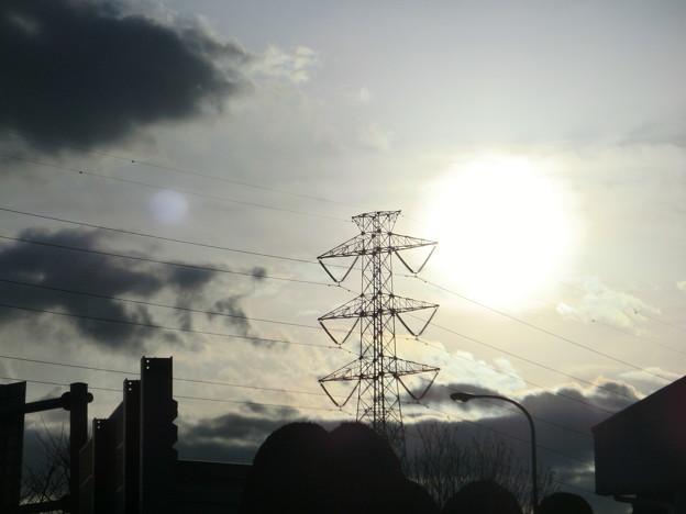 無機質と太陽