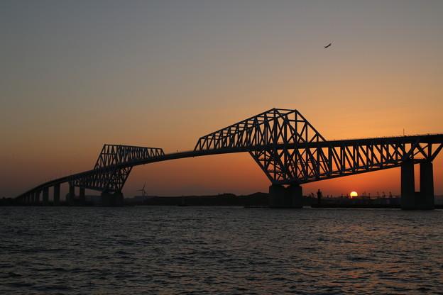 Photos: 東京湾を繋ぐ