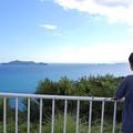 Photos: 01青い海と息子