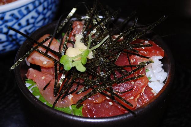 Photos: 04〆のヅケ丼