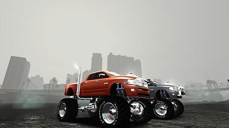 GTAIV Dodge Ram (2)